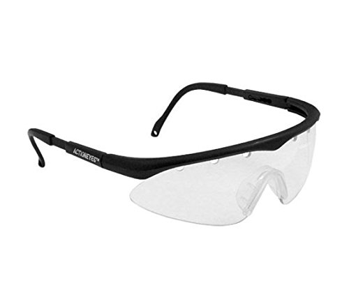 Black Knight Turbo Eyeguard Small, Black