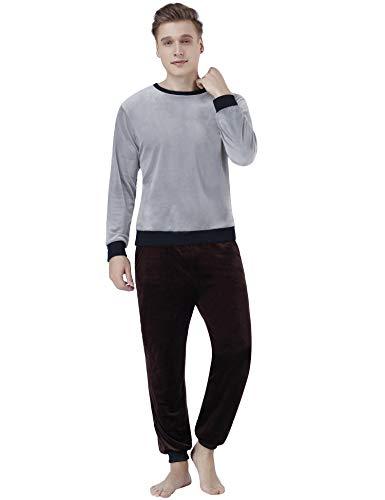 Abollria Survêtement Femme Ensembles Sportswear Sweat Capuche Suit Pull Casual Jogging Pyjama d'intérieur Tenue Manches…