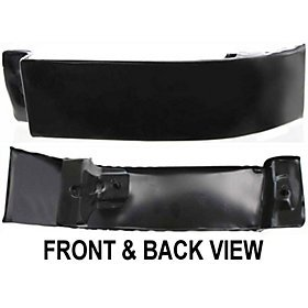 HONDA CIVIC 96-00 QUARTER PANEL EXTENSION LH, Below Tail Lamp, Lower, ()