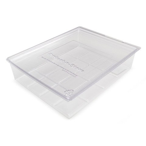 Bulk Buy: Darice DIY Crafts Scrapbook Protect and Store Box 8-1/2 x 11 inches (60-Pack) 1028-19 by Darice