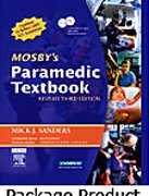 Mosby's Paramedic Textbook and Workbook Package - Revised Reprint
