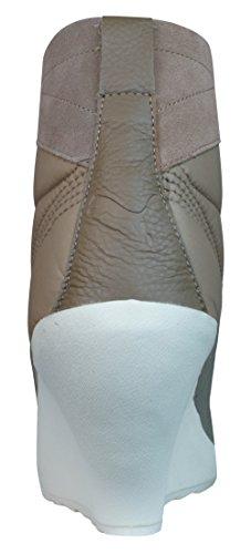 Puma Karmin Bellows Wedge Womens Boots - Shoes Brown 8D3NwcsLye