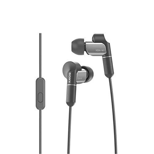 SONY XBA-N1AP Stereo In-ear Headphones by Sony