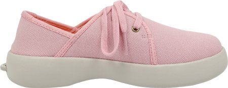 Softscience Womens Firefly Canvas Casual Scarpa Rosa Chiaro