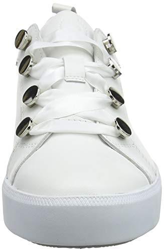 bianche Bugatti donna bianco basse da sneakers 431407124000 2000 nwqrwx8X