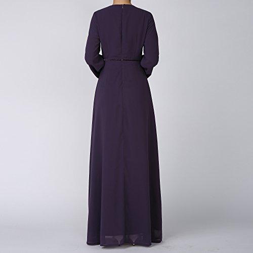 Robe Femme Blanc Ingsist Purple Blanc YT6vq