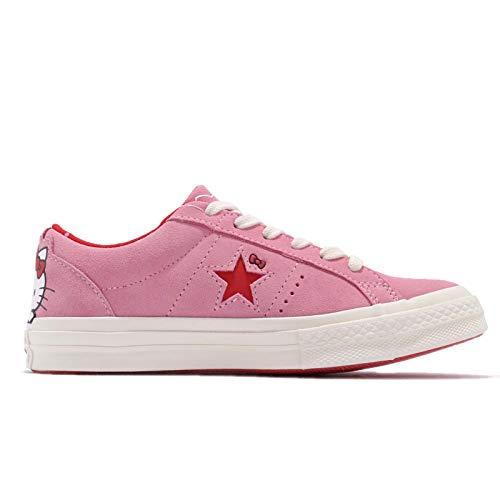 Prism Zapatillas Tela All Pink Ox Unisex De Chuck Taylor Converse Star One Adulto RcvTAq