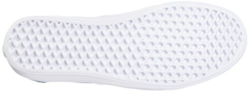 Vans Unisex Authentic Lite (Canvas) Skateschuh Leinwand Larkspur True White
