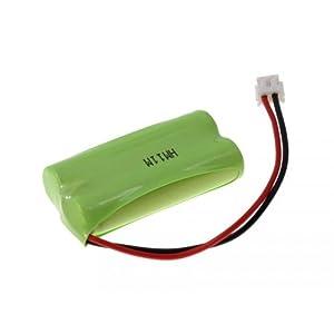 Batterie rechargeable pour BabyPhone Tomy Digital Plus TD350