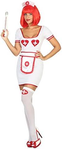 Atosa- Disfraz Mujer Enfermera, XL (15691): Amazon.es: Juguetes y ...