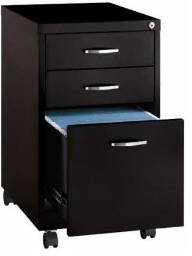 3 Drawer Vertical File CommClad