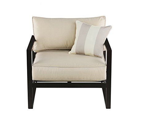 Serta Catalina Outdoor Arm Chair, (Catalina Arm Chair)