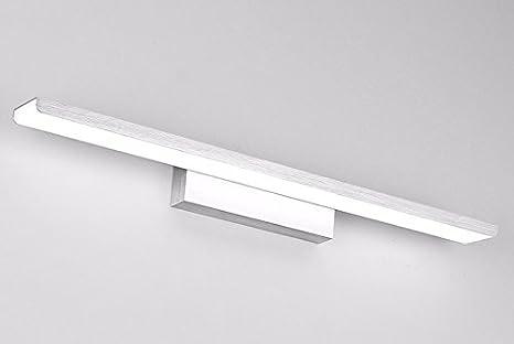 SJUN Spiegel-Leuchten Led Lampe Bad Lampe Bad Lampe Schlanke ...