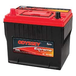 Replacement For ODYSSEY 25-PC1400T Battery
