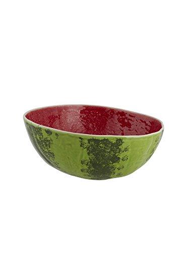 BORDALLO PINHEIRO - Watermelon Colection (65020808) Earthenware - Salad Bowl -