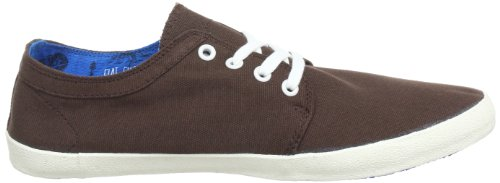 Globe Red Belly GBREDBLY - Zapatillas de deporte de lona unisex Marrón (Braun (toffee/hawaiian 16212))
