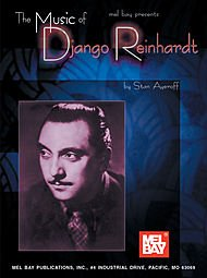 The Music of Django Reinhardt - Django Reinhardt Sheet Music