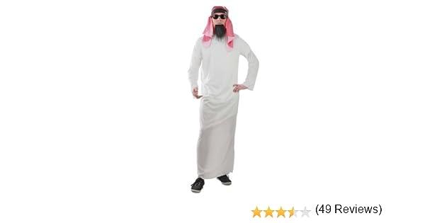 Foxxeo Traje de jeque Traje de jeque árabe árabe Traje de jeque ...