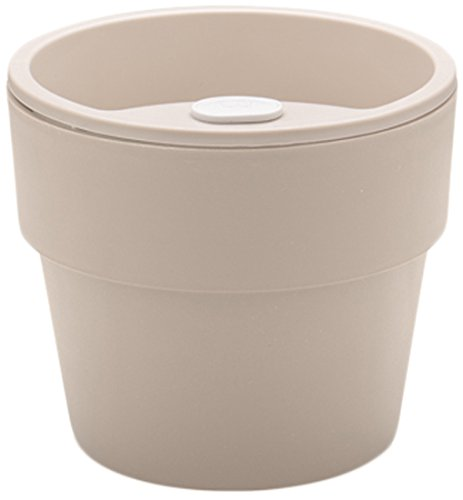 Ou Premium Design VS 280 BG DIY Self-Irrigated Gardening Pot 4 Piece Beige