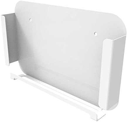 WB-SKYQ-K staffa da parete per set di box SKY Q o bianco Penn Elcom in nero WB-SKYQ-W White