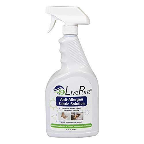 LivePure LP SPR 32 Anti Allergen Household Upholstery product image