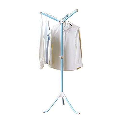 Clothes Drying Rack, 2-Tier High Capacity 60 Garments, Stain