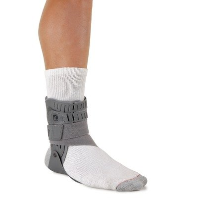 Rebound Ankle Brace Size: Large, Side: Right, Style: Without Strap by Ossur
