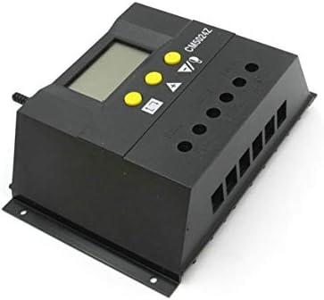 Banbie CM5024Z 50A 12V 24V LCD Solarbetriebener Laderegler Batterieladegerät mit Temperatursensor