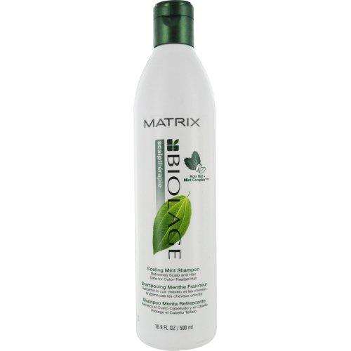 Matrix Biolage Scalptherapie Shampoo, Cooling Mint, 16.9 Ounce (Scalp Therapie Cooling Mint)