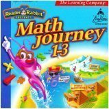 Reader Rabbit Math Journey for Grades 1-3