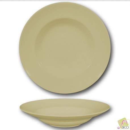 Plato de Pasta Crema–D 26cm–Napoli