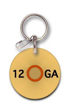 Plasticolor 12 Gauge Shotgun Shell Enamel Key ()