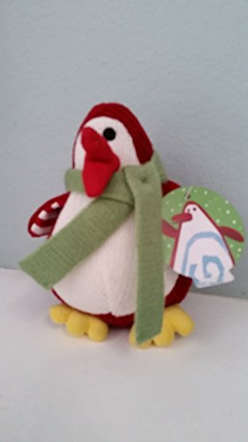 2007 Holiday Penguin