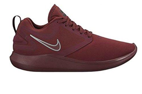 Scarpa Da Running Nike Lunarolo Donna Rosso Scuro / Squadra Scura Rosso-nero