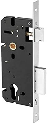 Union main door lock with Classic handle: Amazon com: Compnet