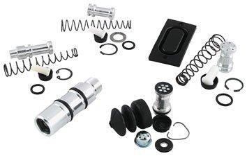Bikers Choice Rear Master Cylinder Rebuild Kit for Harley Davidson L1987-2013 X - One Size