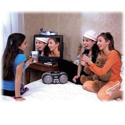 TV Star Video Camcorder