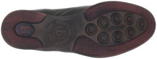 Bugatti U29071E U29071E - Zapatos de cordones de napa para hombre Marrón