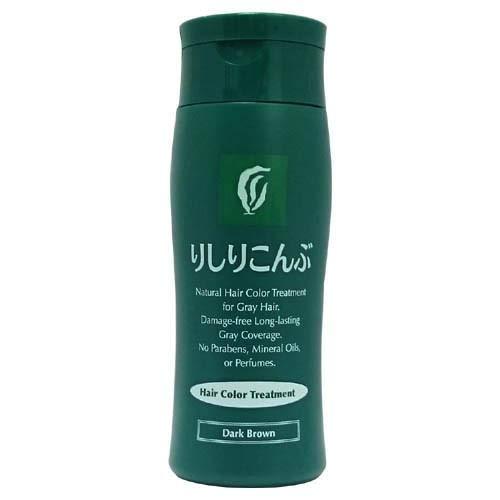 Rishiri Kombu Hair Color Treatment 200g Dark Brown