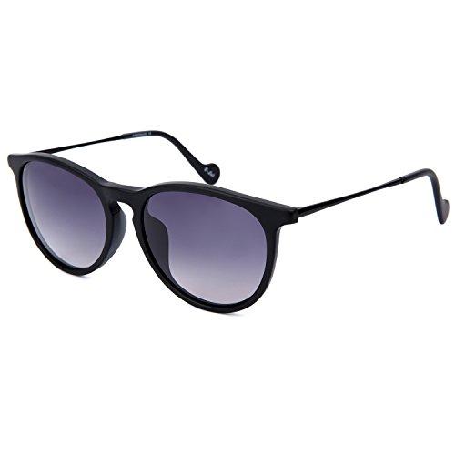 O-Let Polarized Women's Designer Sunglasses, Glare-Eliminating, Erika Sunglasses for Women Men,100% UV - Erika Classic