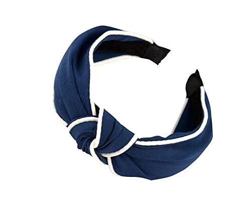2 Sweet Girl Hair Accessories Wide Edge Knotted Headband - 2