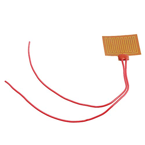 Yibuy 30x40mm 5V 1W Flexible Plastic Heater Plate for Beauty Equipment by Yibuy (Image #2)