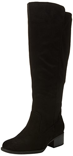 Women's Evans Black Boots Black Lois 0gRdwq