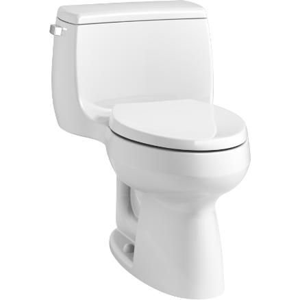 Interior Toilets For Small Bathrooms 6 compact toilets for small bathrooms reviews guide 2018 2 kohler k 3615 0 gabrielle comfort height toilet
