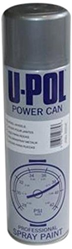 U-Pol Products 0805 Grey Primer POWER CAN Automotive Aerosol - 500ml