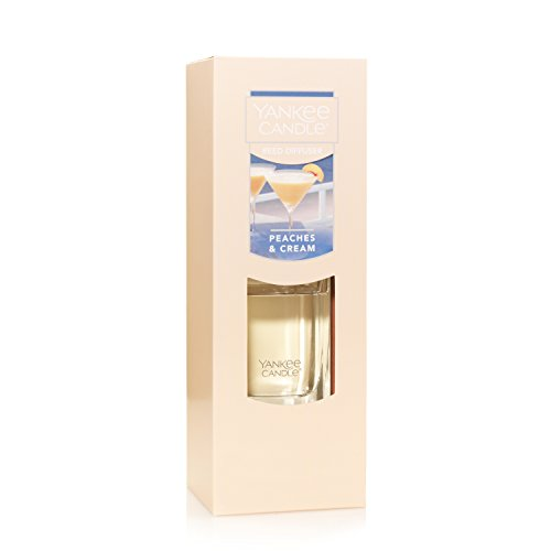 Yankee Candle Reed Diffuser, Peaches & Cream