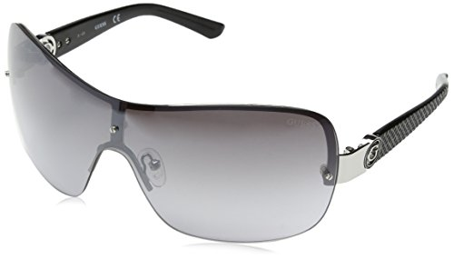 Gf0274 06B 115 Womens Silver Tone Gradient Sunglasses