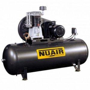 Compresor de aire à Pistón bi-ãtagã cilindros en hierro fundido 500 litros 14 Bars NuAir: Amazon.es: Bricolaje y herramientas
