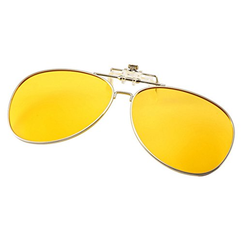 aire gafas abatibles en de polarizadas sol al sol de Aiweijia libre para deportes Amarillo Gafas XZq7Xa