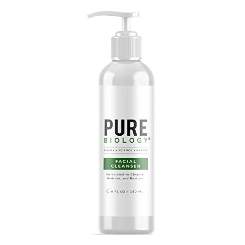 Pure Biology Anti Aging is the best Face Wash? Our review at totalbeauty.com uncovers all pros and cons.